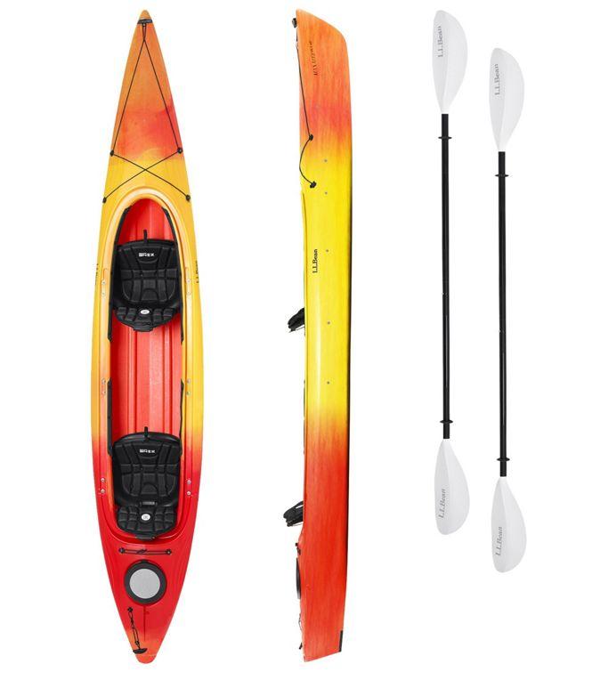 LL Bean Manatee Deluxe Tandem Kayak product image 1