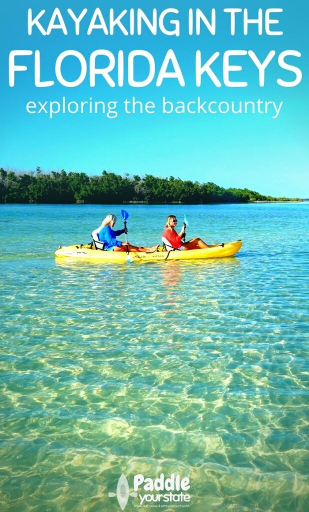 Kayaking the Florida Keys takes you away from the crowds and out into nature. Find out more about the Florida Keys kayaking trail, wildlife, and best launch spots through the Keys, including Key West.