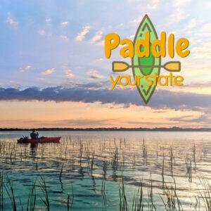 Paddle Your State Sunrise Paddling Tour Square